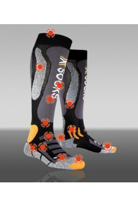 CALCETIN X-SOCKS SKI TOURING
