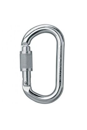 MOSQUETON PETZL OK SCREW-LOCK