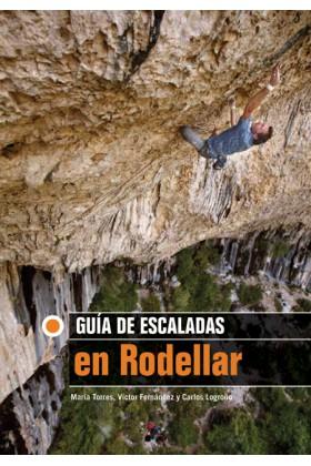 LIBRO GUIA DE ESCALADAS EN RODELLAR